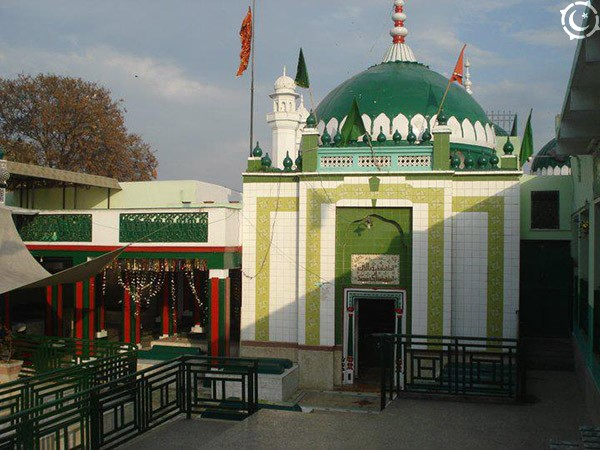 TOMB OF IMAM ALI-UL-HAQ
