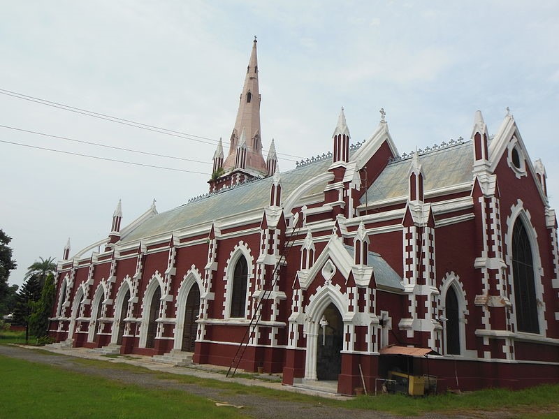 HOLY TRINITY CATHEDRAL CHURCH
