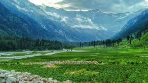 Lower Swat Valley